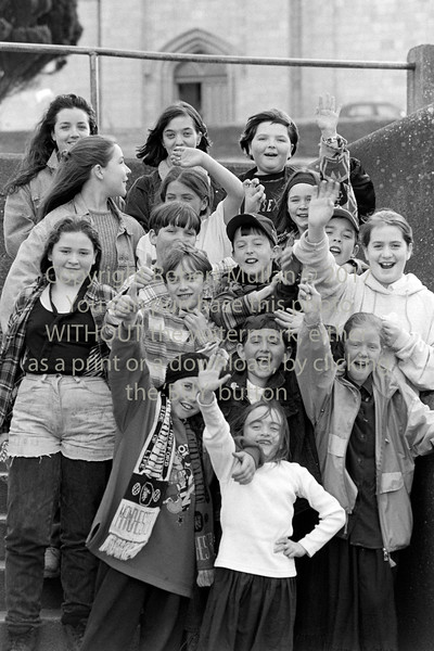 A group from Wicklow Youth Club - 1980s/90s