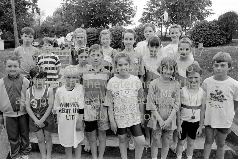 Group.  Circa 1993