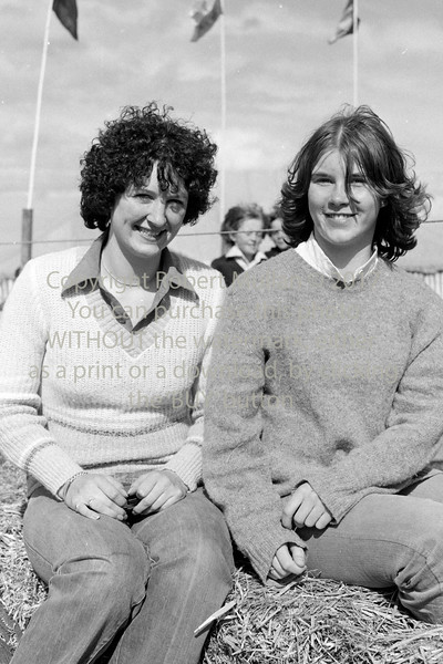 At Wicklow Regatta.  Circa 1980