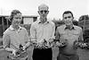 Pigeon Club winners.  Circa 1980s