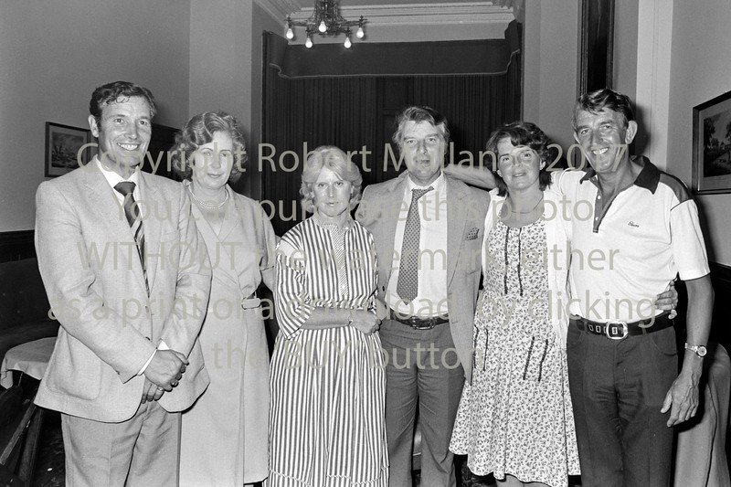 Group of Wicklow Gardai and their wives - 1980s/90s