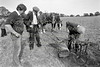 Vincent Halpin, Roundwood at a ploughing match - 1980s/90s