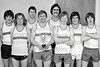 Rathdrum athletics winners.  Circa 1981