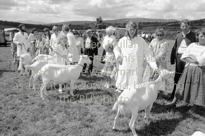 At Tinahely Show - 1980s/90s