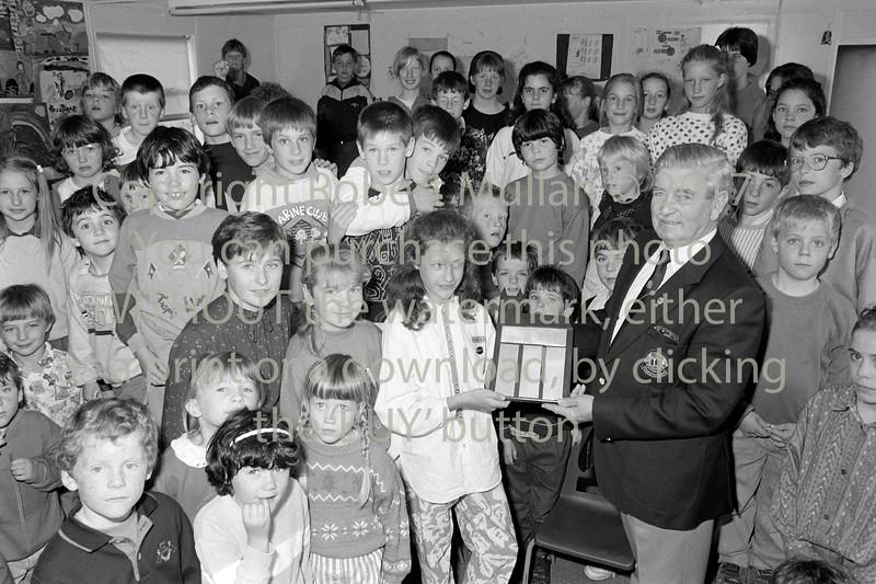 Lions Club presentation - 1980s/90s