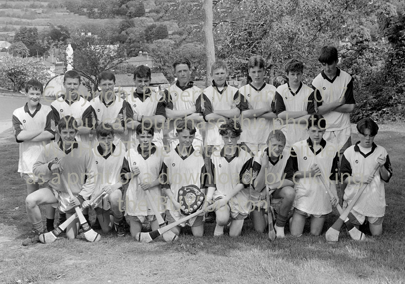 Team from Wicklow - 1980s/90s