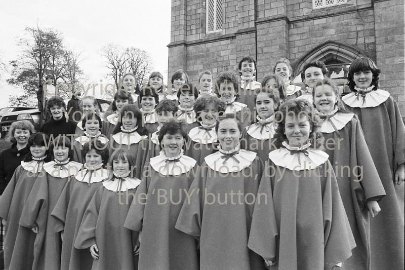 Choir from Wicklow - 1980s/90s