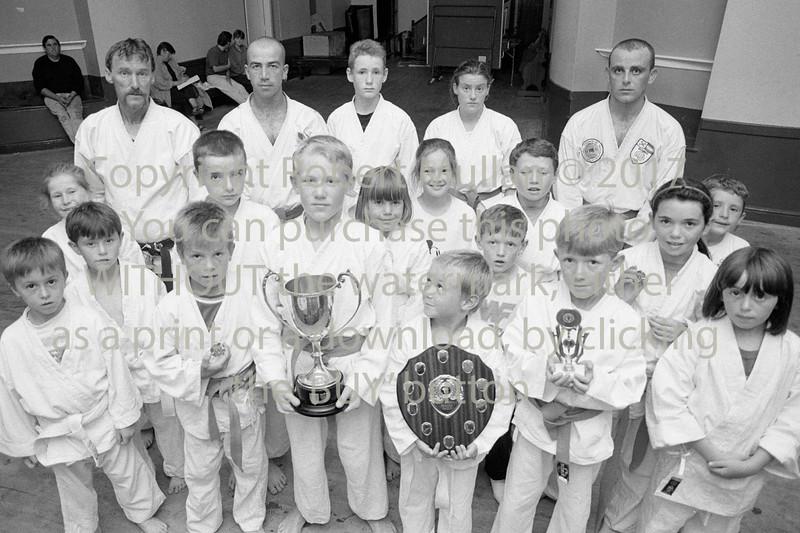 Martail Arts in Wicklow - circa 1980s