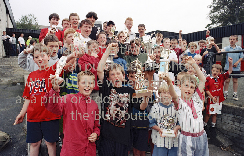 Wicklow youngsters - circa 1990s