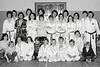 Martial arts group.  Circa 1980