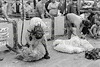 Sheep shearing in Aughrim - 1980s/90s