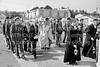 Corpus Christi procession Rathnew.   Circa 1980