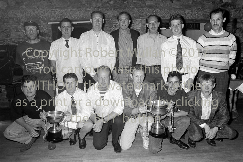 BBK Presentation Night.  Date unknown
