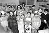 Children in fancy dress in primary school - 1980s/90s