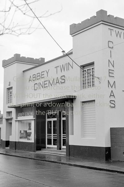 Abbey Cinema, Wicklow.  Date unknown