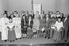 Parishioners at Barndarrig - 1980s/90s