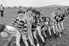 Wicklow lads at St Patrick's GAA Club.  Date unknown