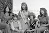 Wicklow Regatta Queen finalists.  Circa 1980