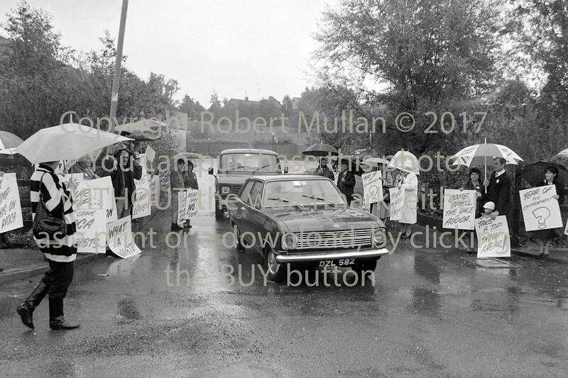 Avoca Dump protestors - late 1980s