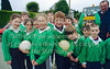 St Patrick's Day Parade, Rathdrum.  Circa 1990s