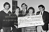 Wicklow Rugby Club presentation.  Date 1981