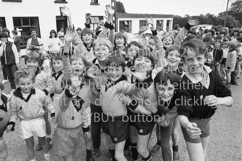 Youngsters from Ashford - 1980s/90s