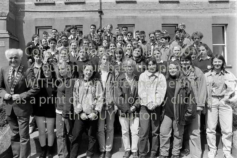 Group pictured at Wicklow - 1980s/90s