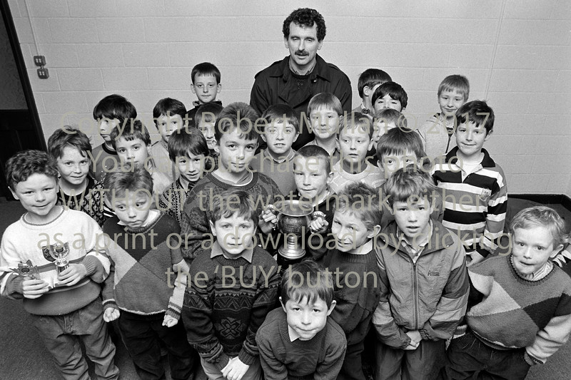 Juvenile GAA winners at Wicklow - 1980s/90s