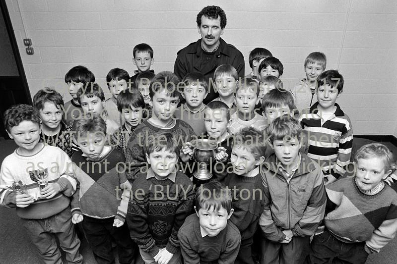 Juvenile GAA winners at Wicklow - 1980s/90s