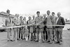 Opening of a new car park.  Circa 1980s