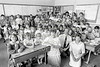 A classroom in County Wicklow - I am afraid I have no more details - 1980s/90s