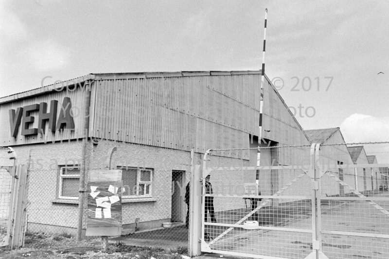 Veha factory Wicklow 1985