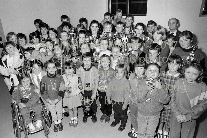 Youngsters from Wicklow - 1980s/90s