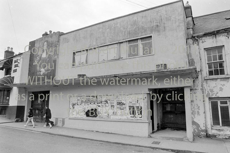 Old cinema building, Fitzwilliam Square, Wicklow - 1980s/90s