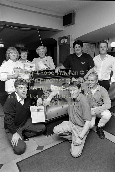 Wicklow RNLI supporters.  Circa 1995