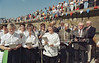 Wicklow RNLI dedication ceremony.   Circa 1995