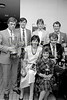 Prizewinners at Wicklow Tennis Club's Dinner - 1980s/90s