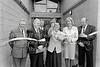 Minister for Education, Niamh Breathnach is pictured with dignitaries when she officially opened Avondale Community College, Rathdrum on the 6th of May 1994