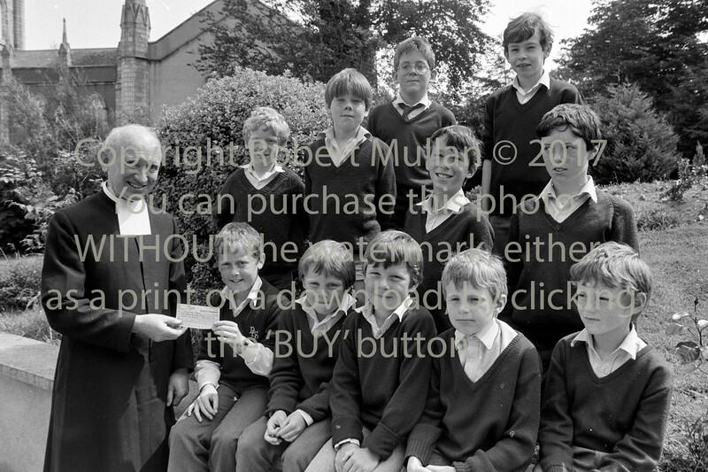 Wicklow schoolboys group - 1980s/90s