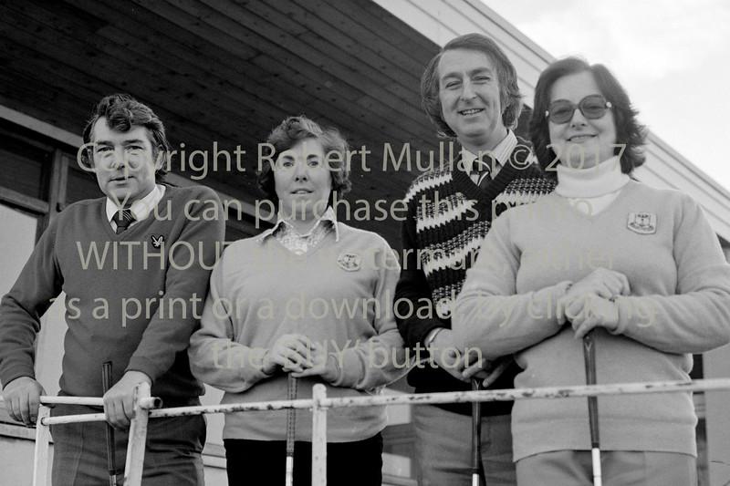 At Wicklow Golf Club.  Circa 1992