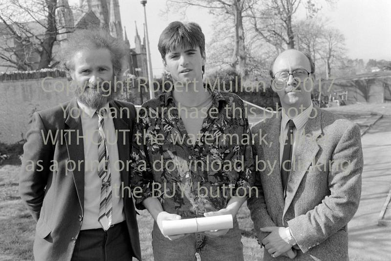 De la Salle presentation - 1980s/90s