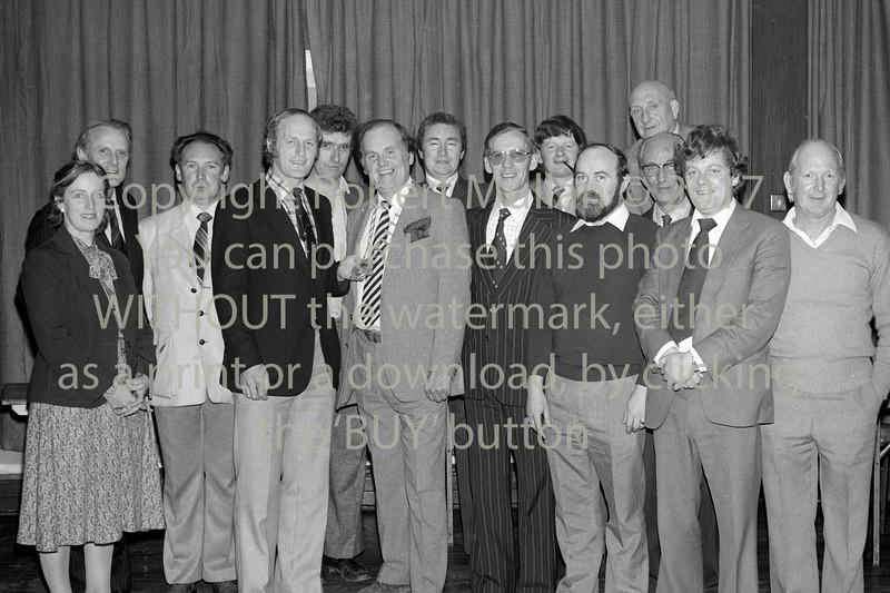 Wicklow Chamber of Commerce presentation.  Circa 1980