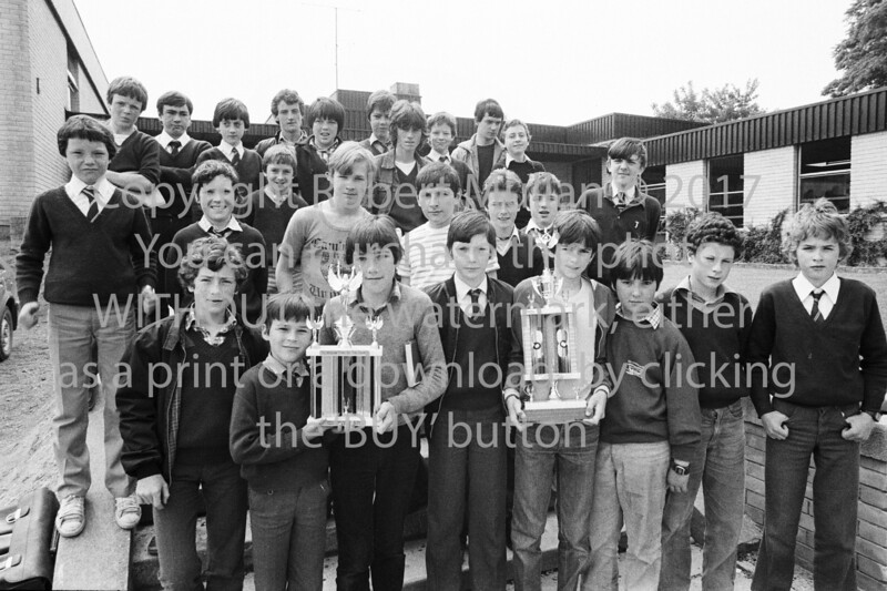 Boys pictured at the De La Salle College, Wicklow - 1980s/90s