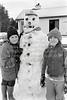 Snow at Rathdrum.  Circa 1993