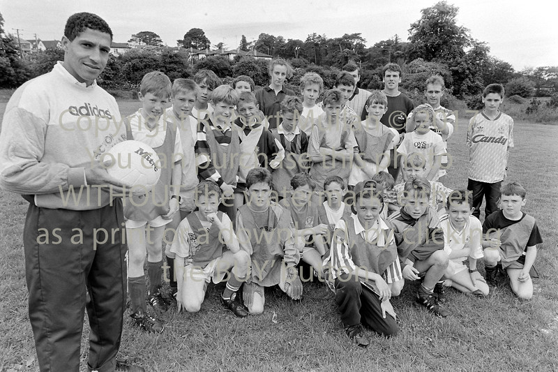I have no details of this picture from the Wicklow area -  1980s/90s