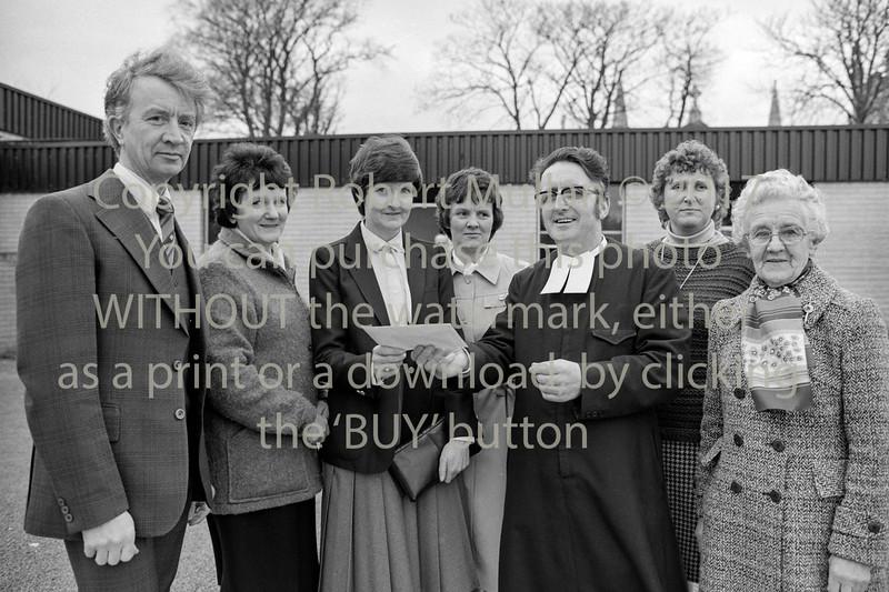 De la Salle presentation.  Circa 1980s