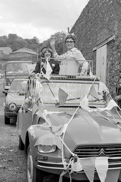 Wicklow Regatta parade.  Circa 1980