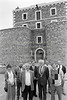 Outside Wicklow Gaol.  Circa 1993