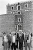 Outside Wicklow Gaol.  Circa 1993