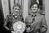 Pigeon Club winners.  Circa 1979
